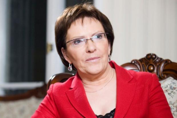 Premier Kopacz: w Polsce jest coraz lepszy klimat dla biznesu