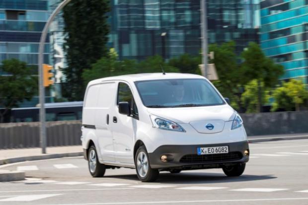 Elektryczny Nissan e-NV200 wjeżdża na polski rynek
