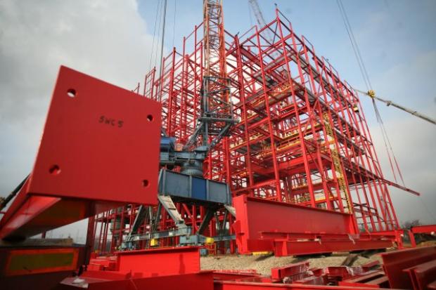 Polska - energetyczny plac budowy