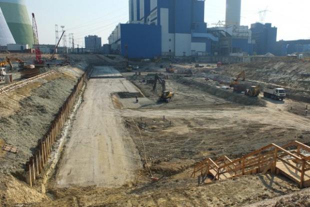 Budowa bloków w Elektrowni Opole wkracza w kolejny etap