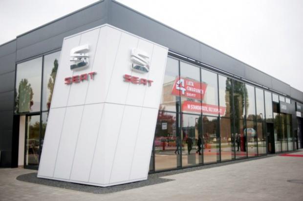 SEAT ma nowy salon w Warszawie