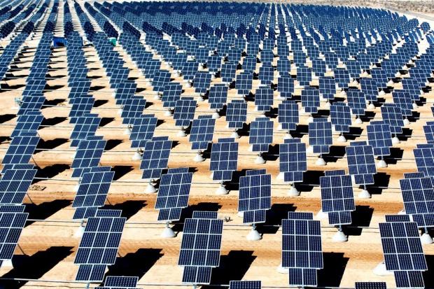 We Francji powstanie największa farma słoneczna w Europie