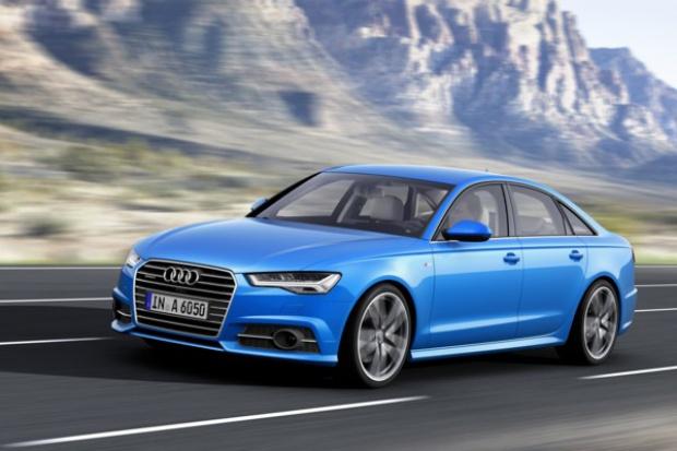 Audi odnowiło model A6
