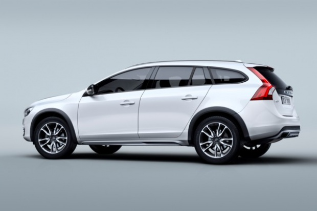 V60 Cross Country - nowy crossover Volvo