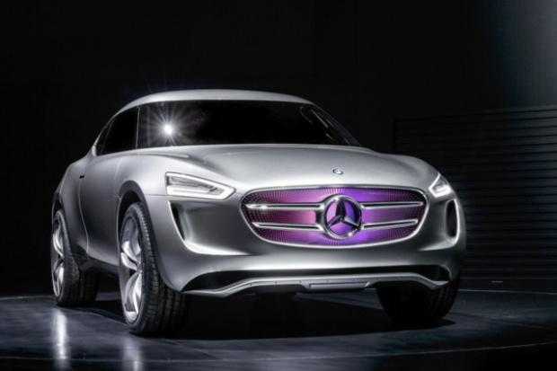 Mercedes-Benz Vision G-Code: przyszłość na drodze