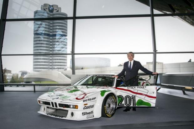 BMW Welt: 35-latek jak nowy