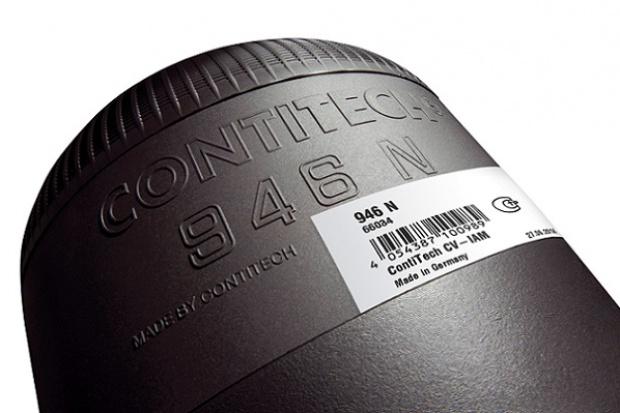 ContiTech wprowadza etykiety GTIN