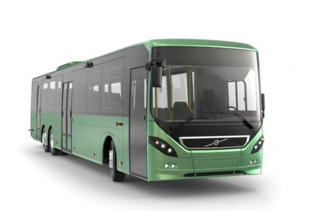 10 tysięcy autobusów Volvo z Wrocławia