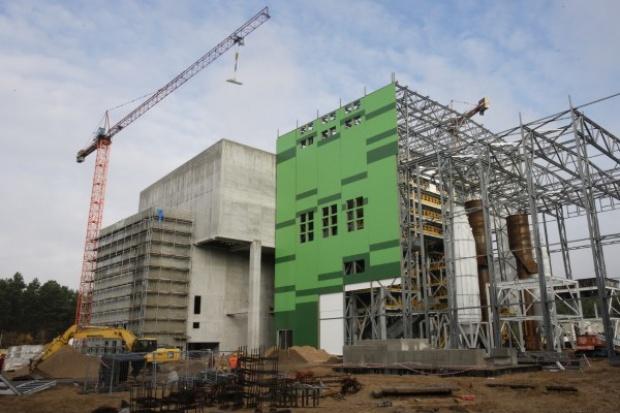 Budowana spalarnia odpadów w Bydgoszczy zdała ważny test