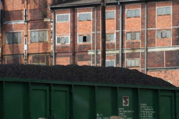 Niewielki wzrost cen węgla energetycznego