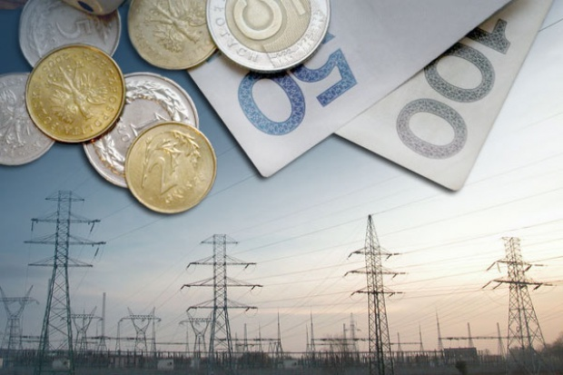 Spory spadek cen energii