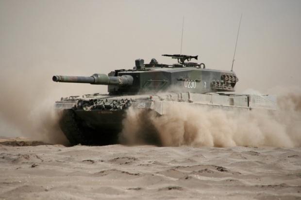 MESKO dostarczy amunicję do czołgów Leopard 2
