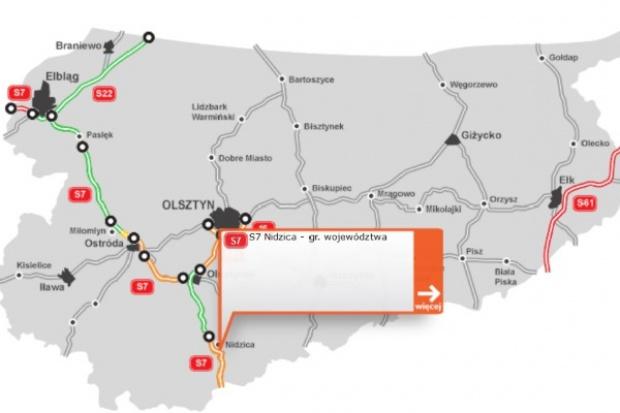 Strabag wygrał przetargi na S7 za blisko 0,5 mld zł