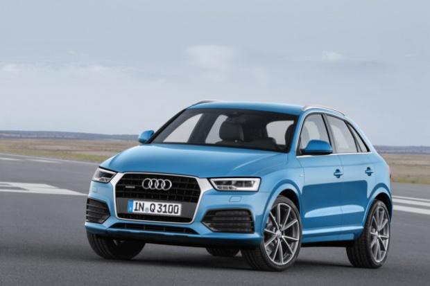 Audi odświeża model Q3