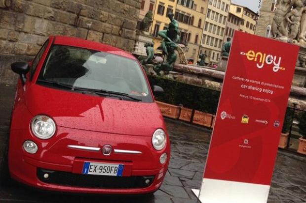 Włosi przekonani do wypożyczalni Enjoy?