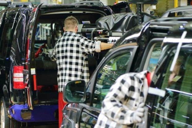 Volkswagen przyjął ponad 200 osób w nowej fabryce