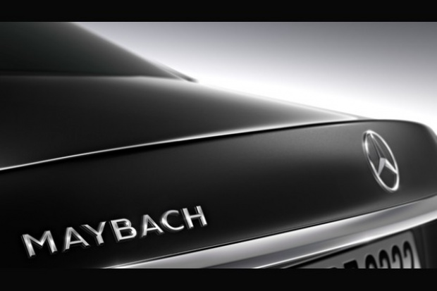 Mercedes-Benz: Maybach i nowe nazewnictwo modeli