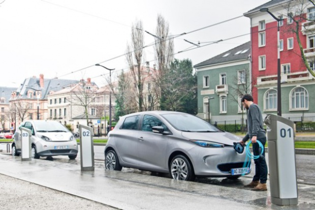 Lublin i Malbork testują e-auta