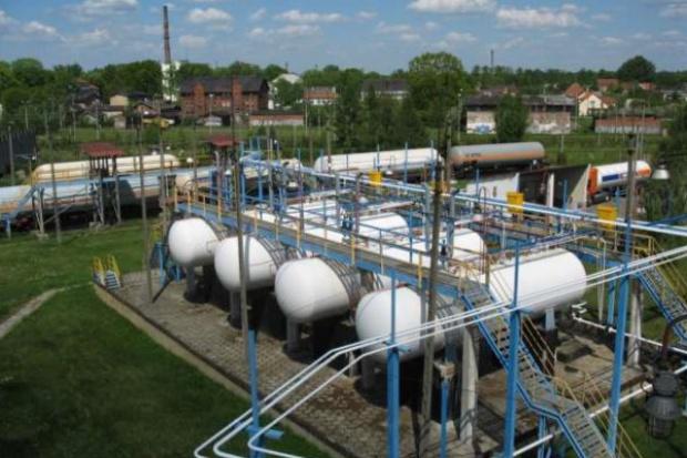 """Unimot chce likwidować """"białe gazowe plamy"""""""