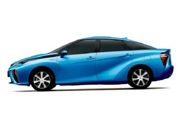 Mirai - pierwsza seryjna Toyota na wodór