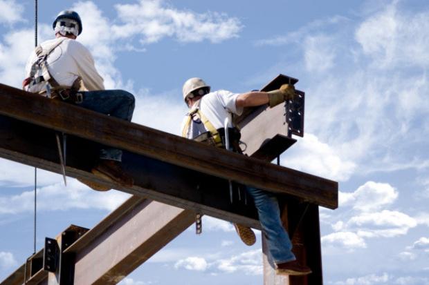 GUS: wzrasta liczba budowanych mieszkań