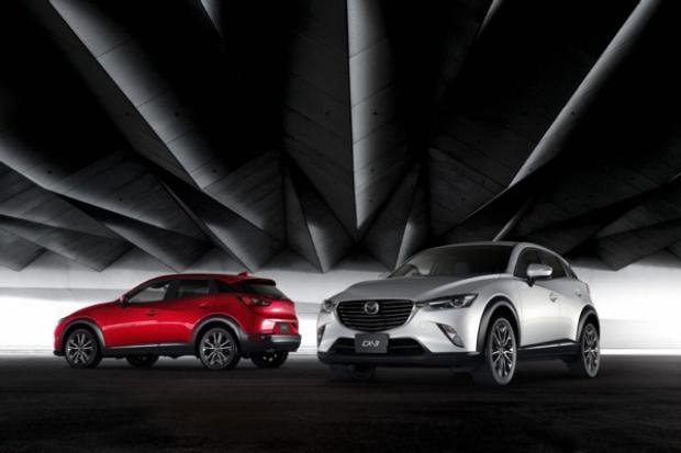 Mazda wprowadza nowy model CX-3