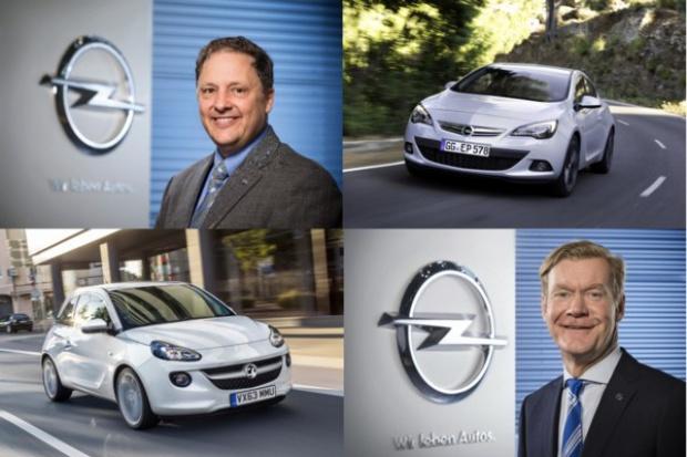 Zmiany w zarządzie Grupy Opel