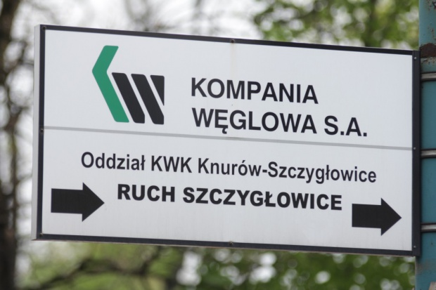 Śmiertelny wypadek w KWK Szczygłowice