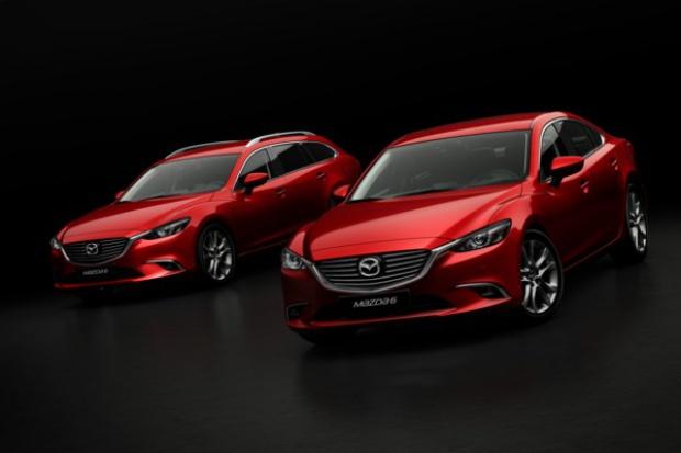 Mazda6 - noworoczne odświeżenie