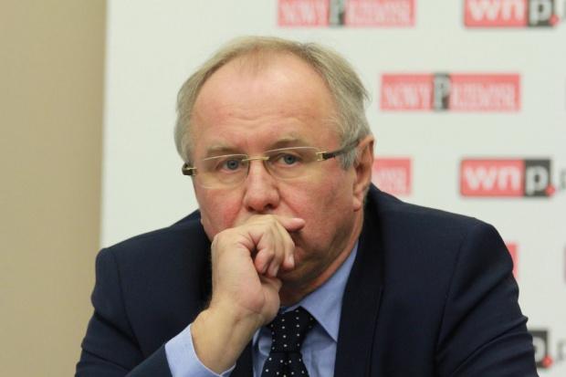 Jerzy Markowski o odwołaniu prezesa Kompanii Węglowej