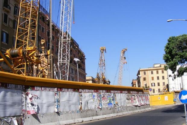 Trzecia linia metra w Rzymie: najdroższa na świecie