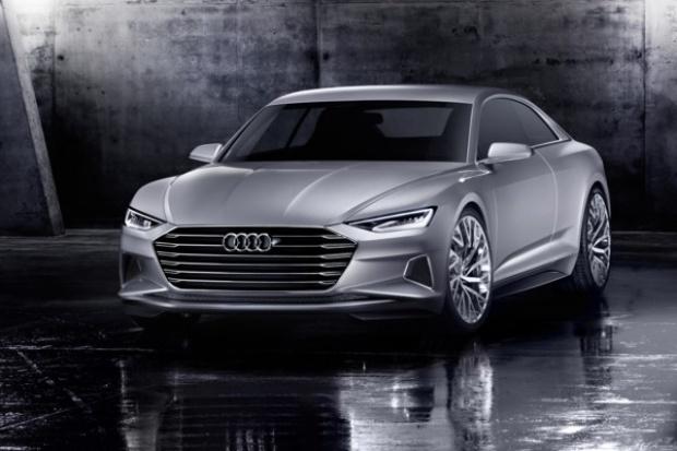 Studyjne Audi prologue - rzut oka w przyszłość