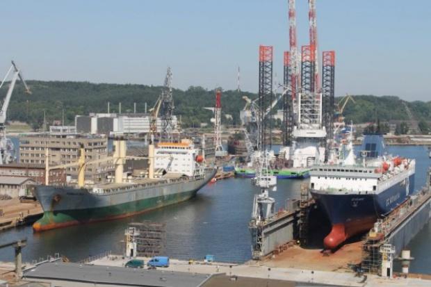 W Stoczni Remontowej Nauta zwodowano statek dla armatora z Danii