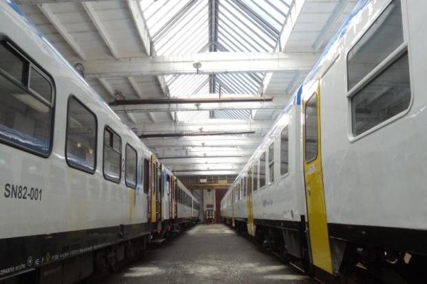 Koleje Śląskie poinformują o opóźnieniu SMS-em