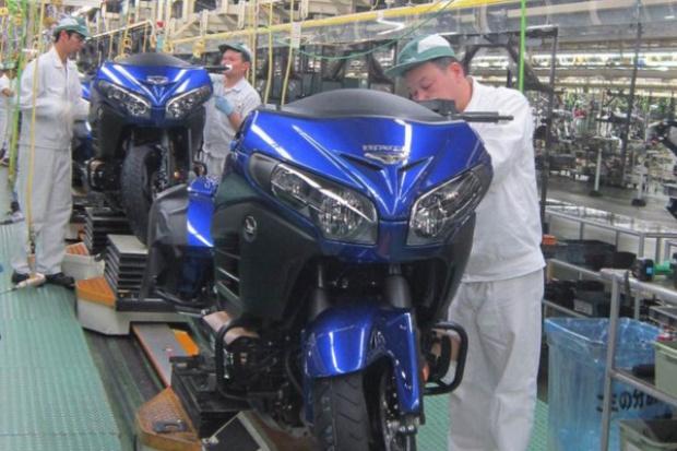 Honda wyprodukowała 300 milionów motocykli