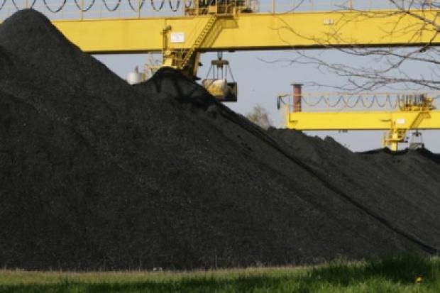 Zapasy węgla na hałdach spadły do 8,7 mln ton
