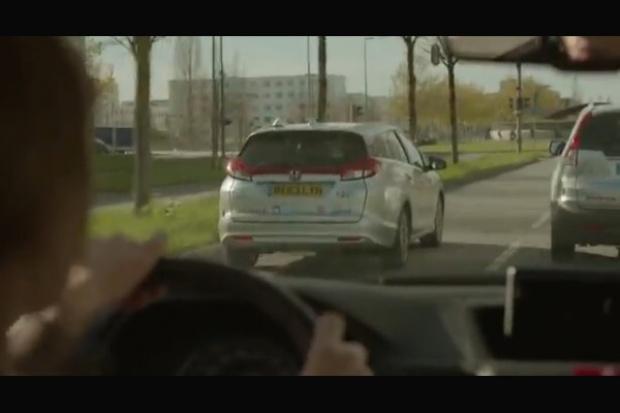 Honda demonstruje cechy inteligentnych systemów transportu