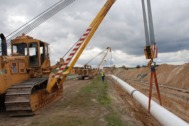 Gaz-System gotowy na budowę 2000 km gazociągów