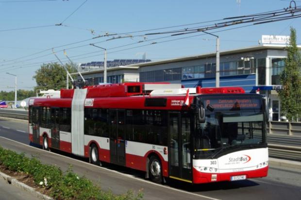 Solaris: 24 trolejbusy do Budapesztu