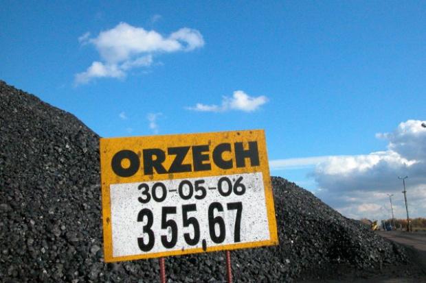 Węgiel z KHW w Wielkiej Brytanii sprzedawany po 500 funtów