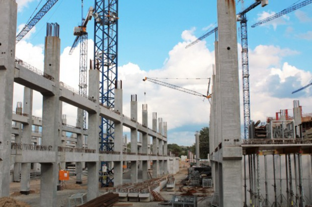 Skanska chce drukować w 3D konstrukcje betonowe