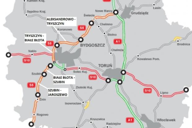 GDDKiA ma 24 chętnych na budowę 56 km drogi S5