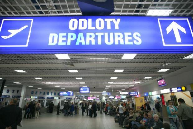 Lotnisko w Pyrzowicach zapowiada kontynuację wzrostów