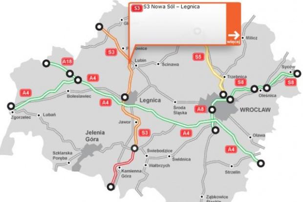 Mota-Engil wygrał przetarg na odcinek S3 za 261 mln zł