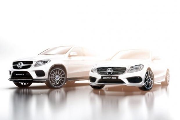 """Mercedes-AMG wprowadza linię """"AMG Sport"""""""