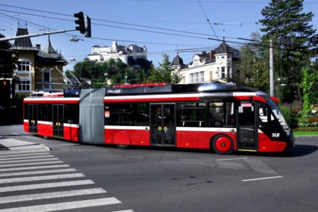 Trolejbusy Solarisa jadą do Esslingen