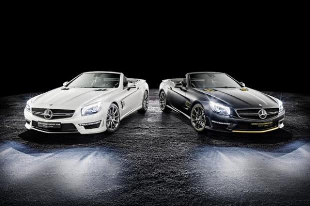 Tak Mercedes świętuje mistrzostwo świata F1