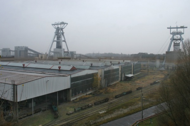 W kopalni Budryk protest górników JZR