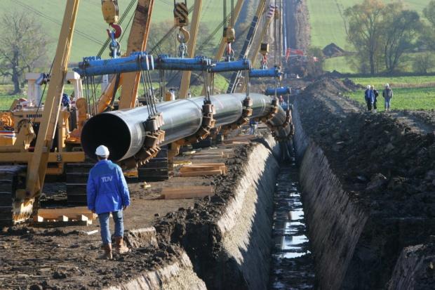 """""""FT"""": kwestia South Streamu strategicznym ciosem dla Rosji"""