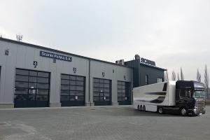 Nowy serwis Scania w Bielsku-Białej